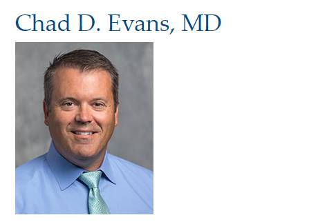 Chad D. Evans, MD
