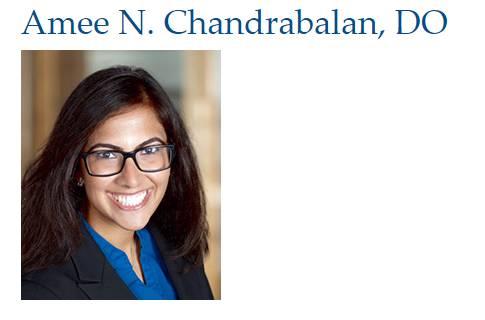Amee N. Chandrabalan, DO
