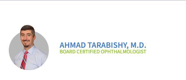 Ahmad Tarabishy, M.D.