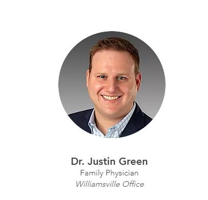 Dr. Justin Green