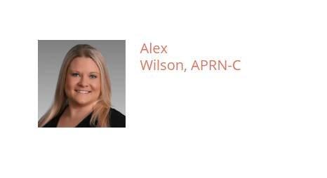 Alex Wilson, APRN-C