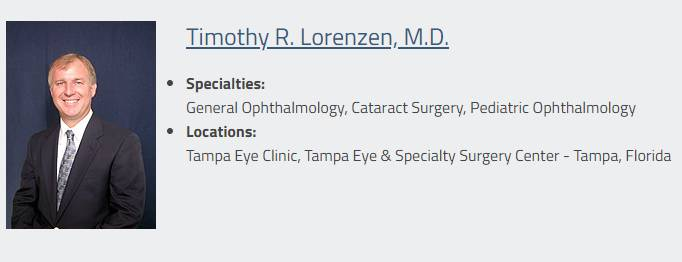 Timothy R. Lorenzen, M.D