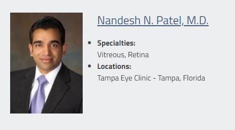 Nandesh N. Patel, M.D