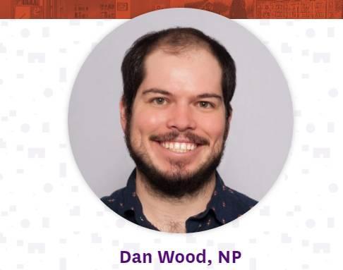 Dan Wood, NP