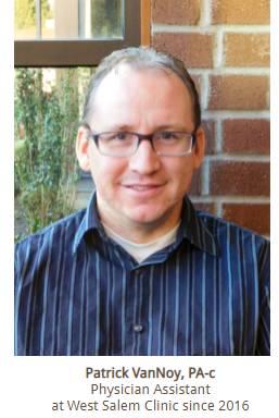 Patrick VanNoy, PA-C