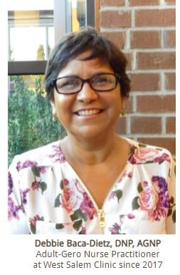 Debbie Baca Dietz, DNP, AGNP
