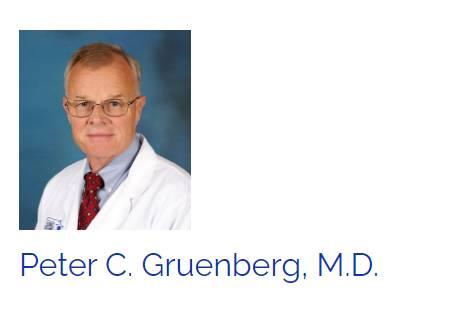 Peter C. Gruenberg, M.D.