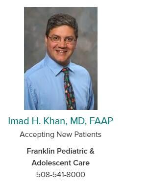 Imad H. Khan, MD, FAAP