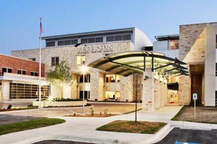 Peterson urgent care Kerrville