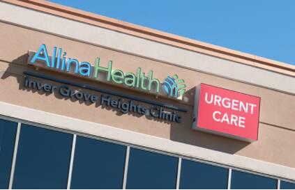Allina Urgent care