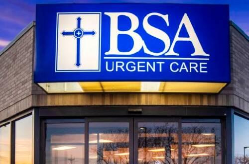 BSA Urgent Care Amarillo