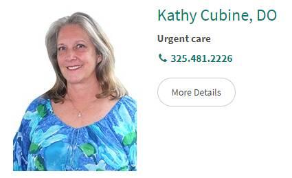 Kathy Cubine, DO