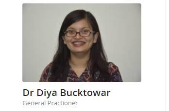 Dr. Diya Bucktowar