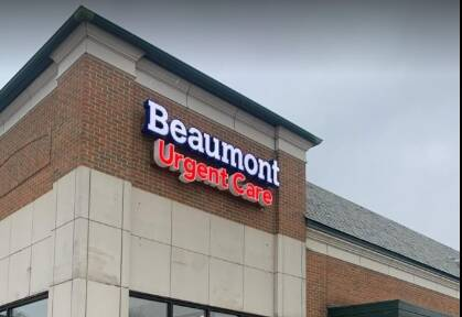 Beaumont Urgent Care Bloomfield Hills