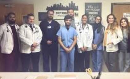 Huda Clinic Doctors