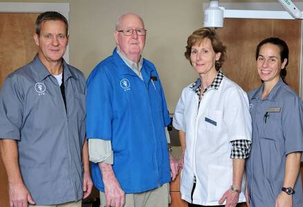 Ashby Animal Clinic Doctors