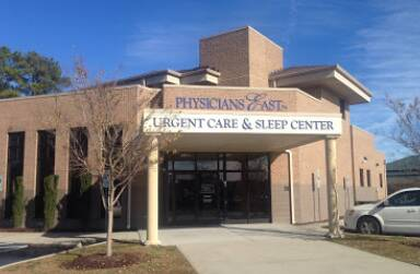 Physicians East Urgent Care Greenville
