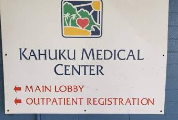 Kahuku Medical Center Kahuku