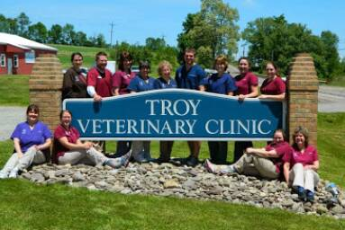 Troy Vet Clinic Doctor