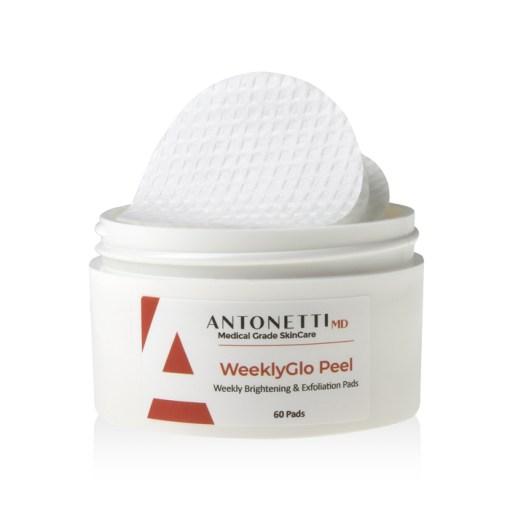 AntonettiMD WeeklyGlo Peel - Clinique Dallas Plastic Surgery