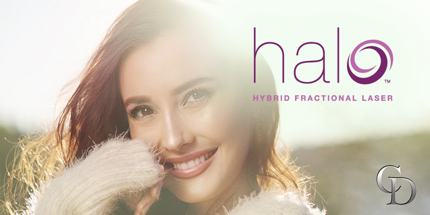 The Perfect Time To Get The Winter Halo Glow Is Here! ❄