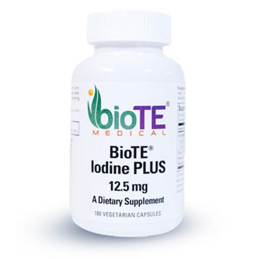 Shop BioTE Iodine PLUS - Clinique Dallas Plastic Surgery & Wellness Center