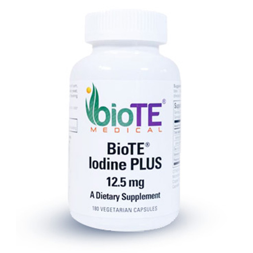 Dallas Wellness Center BioTE Iodine PLUS - Clinique Dallas Plastic Surgery and Wellness Center