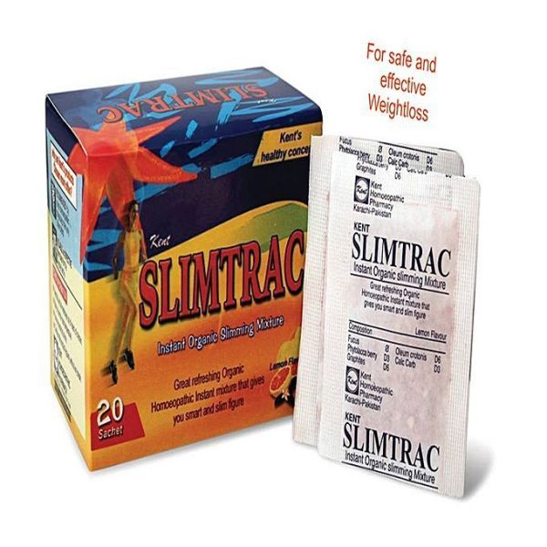 SLIMTRAC SACHETS FOR WEIGHT LOSS