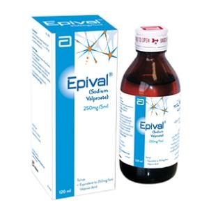 Epival Syp