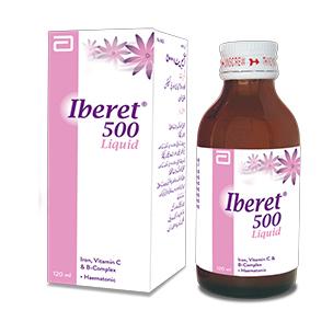 Iberet-500 Syp