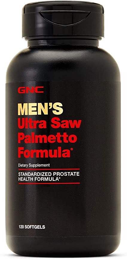 GNC Men's Ultra Saw Palmetto