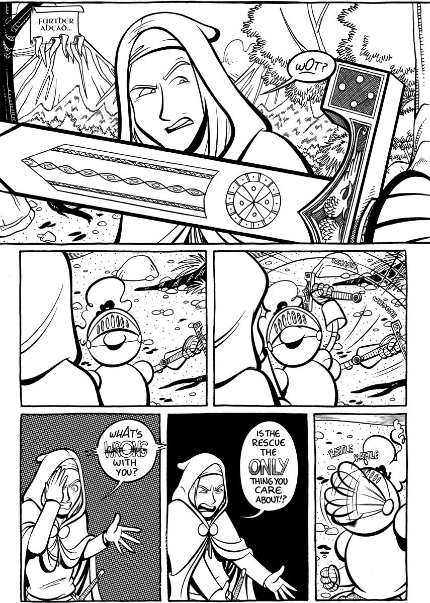 Divide and Conquer #3, Page 17