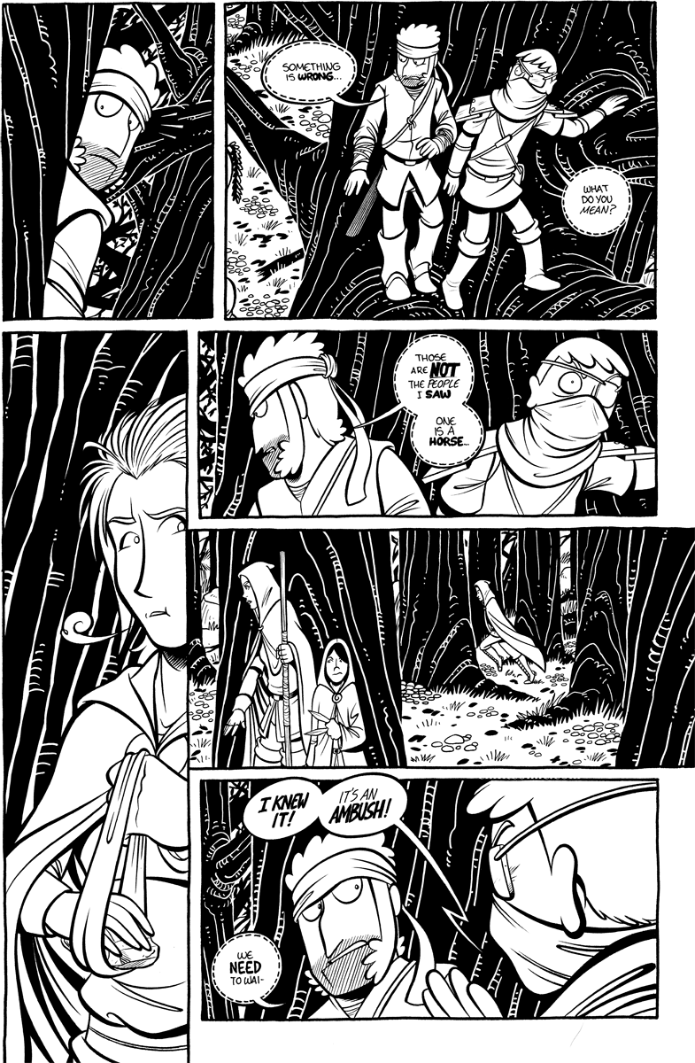Divide and Conquer #4, Page 06