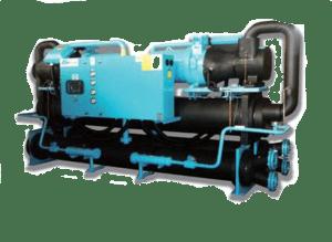 чиллер mammuth Вода-Вода MWH Mercury-3