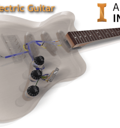 acoustic electric guitar wiring [ 1369 x 757 Pixel ]