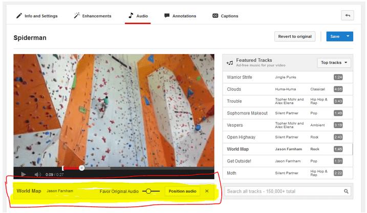 Enhancing & Remixing Video with YouTube | ClintLalonde net