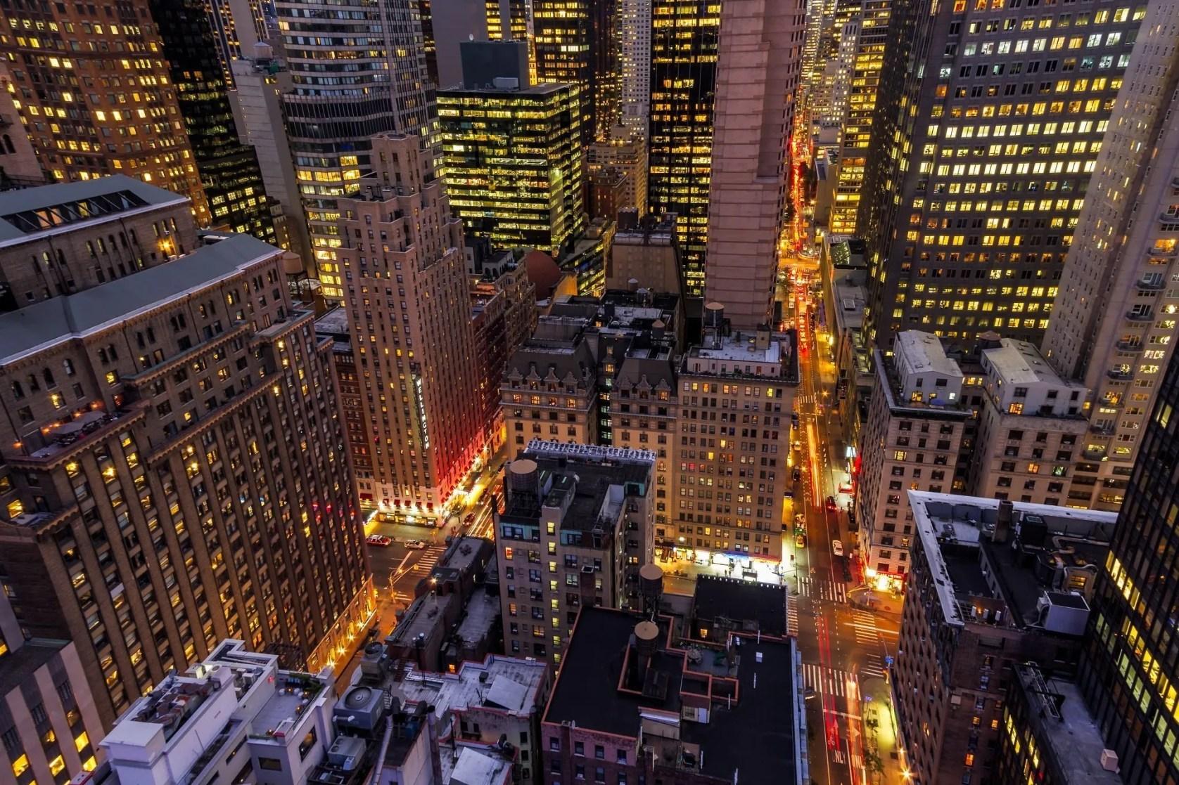 Never Sleep - New York City Urban Photography