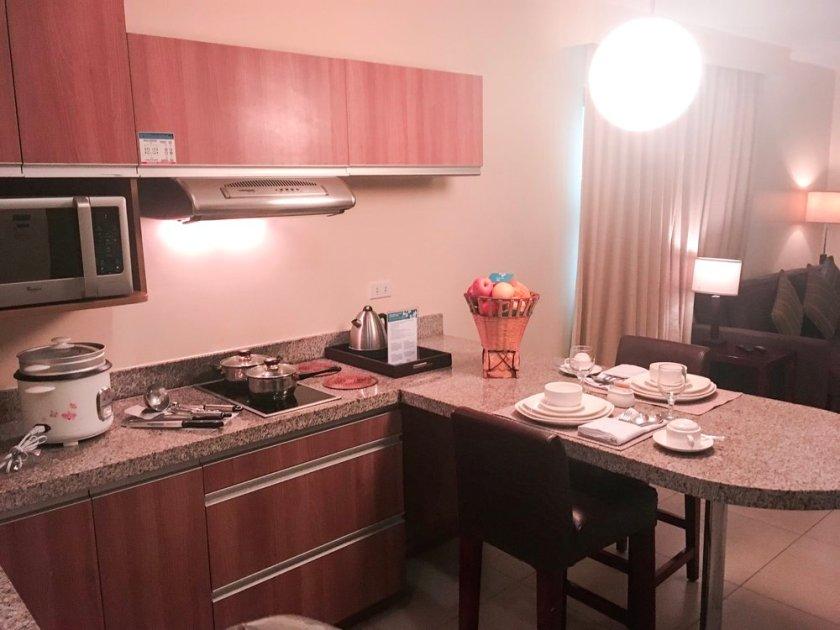 Azalea Residences Kitchen