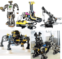 GALLERY | Vex Robotics vs Lego Robotics