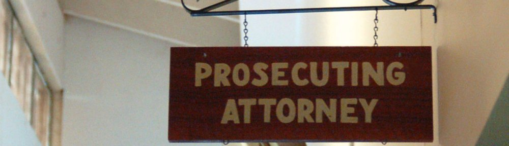 Clinton County Prosecuting Attorney Sign