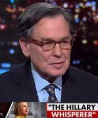 Blumenthal appears on MSNBC's Chris Hayes show to discuss emails and the campaign. (Credit: MSNBC)