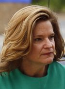 Jennifer Palmieri (Credit: Gerry Broome / The Associated Press)