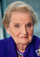 Madeleine Allbright (Credit: