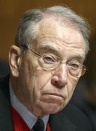 Senator Chuck Grassley (Credit: The Associated Press)