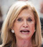 Representative Carolyn Maloney (Credit: Andrew Burton / Getty Images)