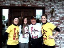 Lori, Logan, & Ralph Blagg with Whitteni Hale