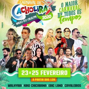 Carnaval da Cachoeira 2020