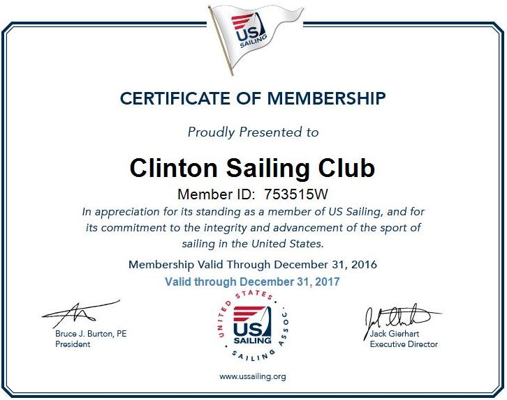 US Sailing Member