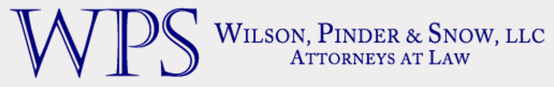 Wilson, Pinder & Snow, LLC - Attorneys at Law