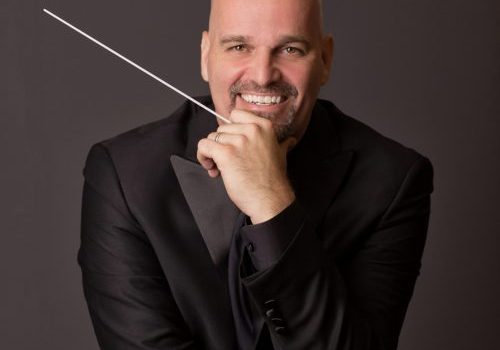 Brian Dollinger, Clinton Symphony Music Director